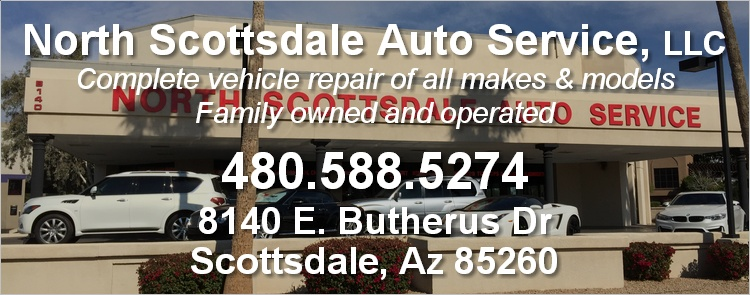 North Scottsdale Auto Service, LLC