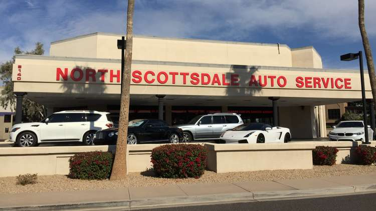 North Scottsdale Auto Service, Arizona